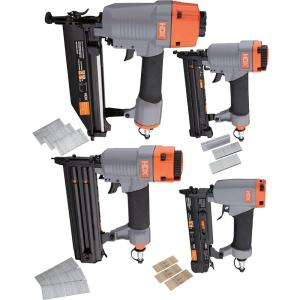 HDX Pneumatic Finishing Kit with Fasteners (4-Piece)-HDX4PFNK - The Home Depot