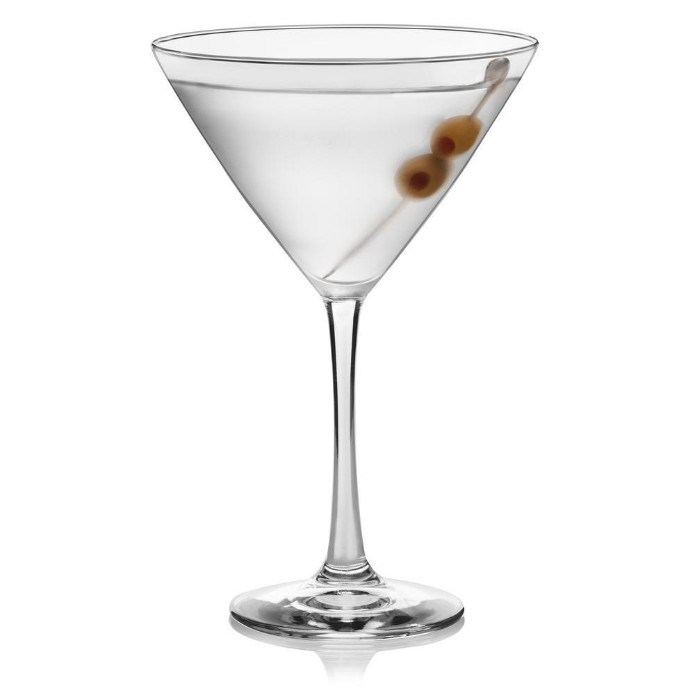Midtown 4-piece Martini Glass Set