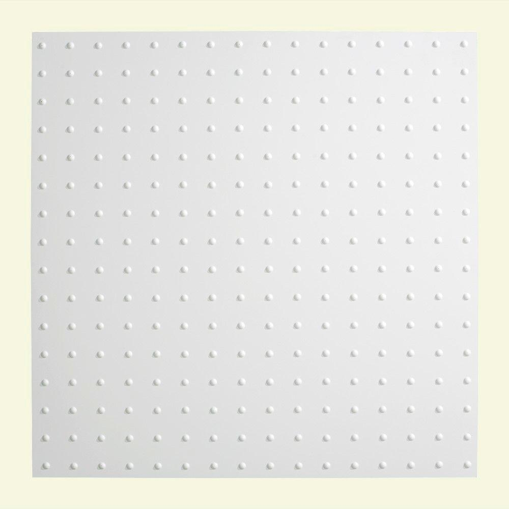 Minidome 2 ft. x 2 ft. Lay-in Ceiling Tile in Matte
