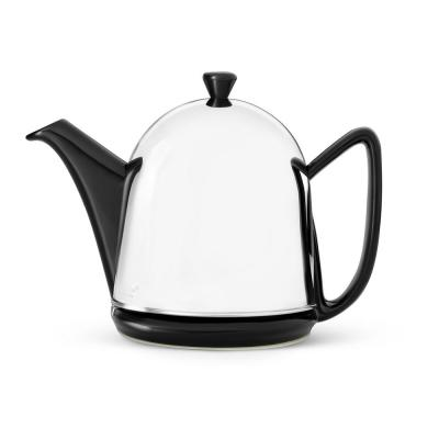 34 fl. oz. Black Cosy Manto Teapot