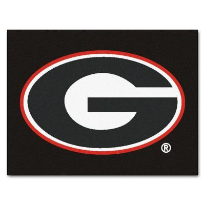 University of Georgia 3 ft. x 4 ft. All-Star Rug