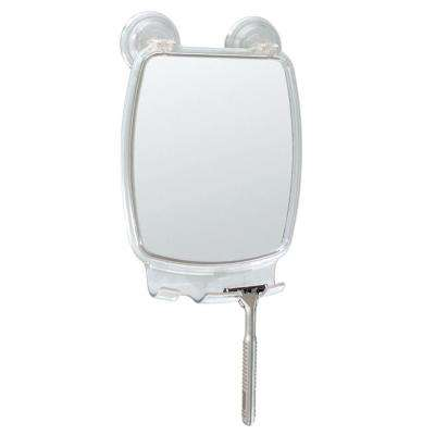 PowerLock Fog Free Mirror in Clear