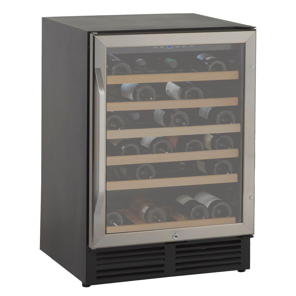 Avanti 50-Bottle Wine Cooler