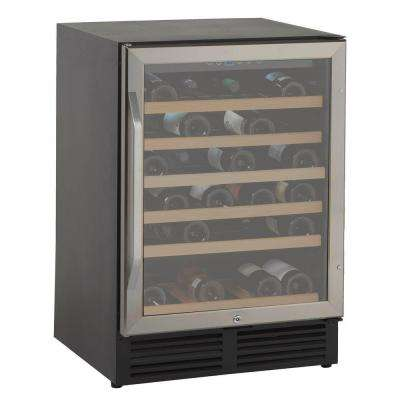50-Bottle Wine Cooler