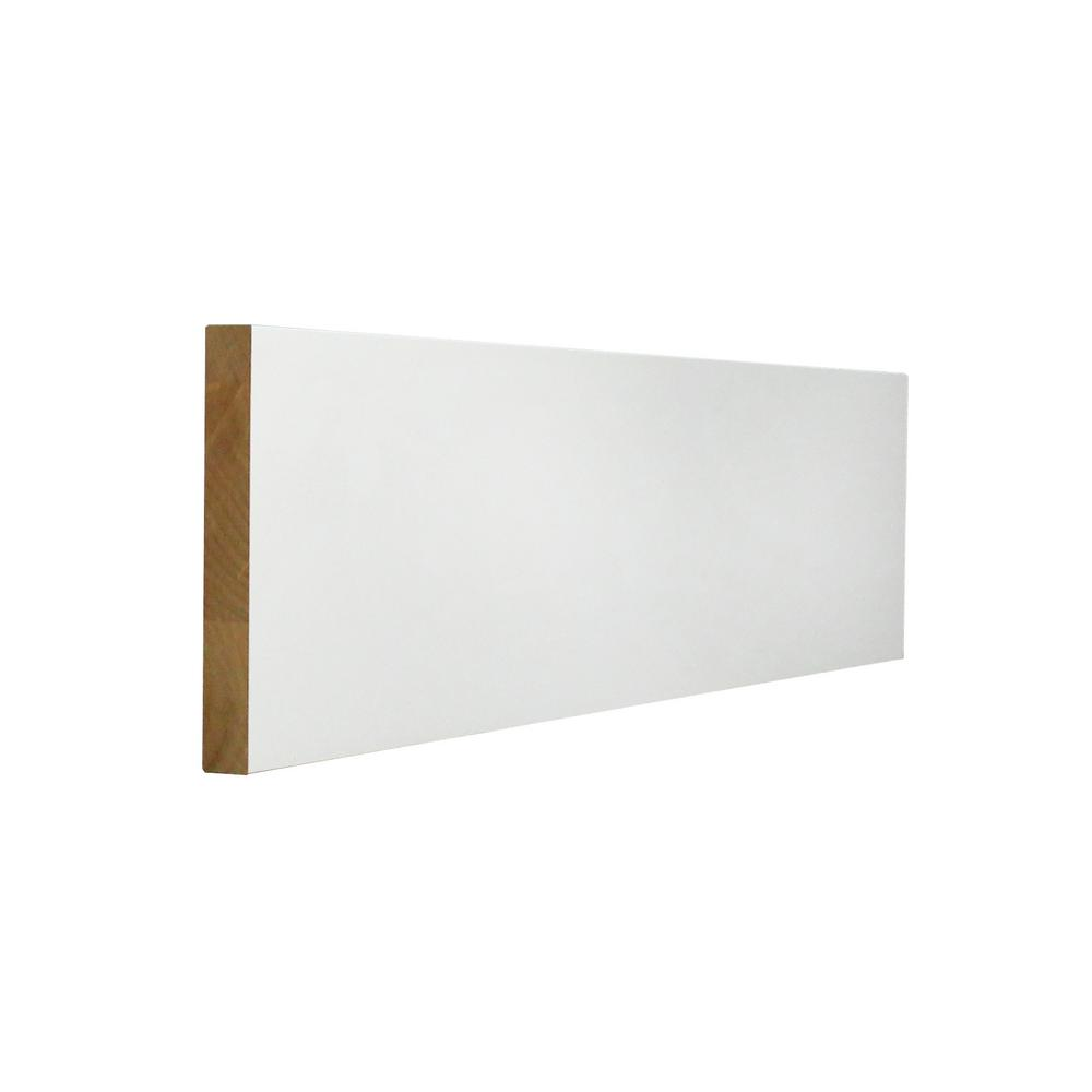 Lakewood Cabinets Shaker 6 in. x 42 in. x 0.75 in. Solid Wood Filler in White