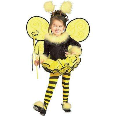 Cute Bumble Bee Child Costume