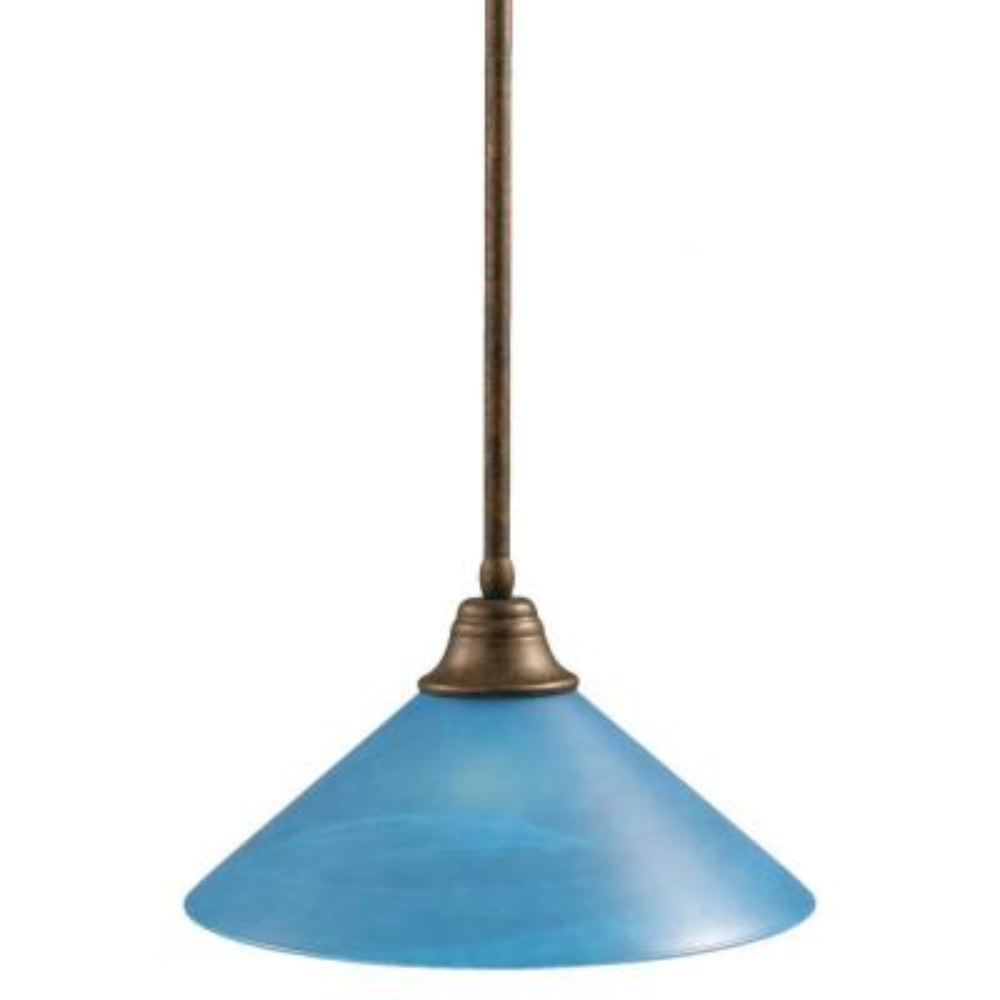 Concord 1-Light Bronze Pendant