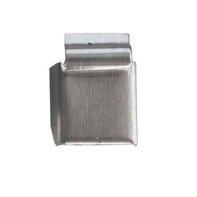 5/16 in. X 5/8 in. Cross Brace Clips Mill (10-Pack)