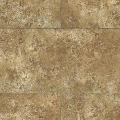 Coastal Travertine Laminate Flooring - 5 in. x 7 in. Take Home Sample