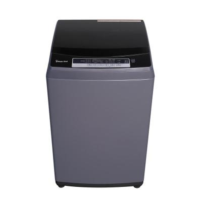 2.0 cu. ft. Portable Top Load Washer with Stainless Steel Drum in Silver