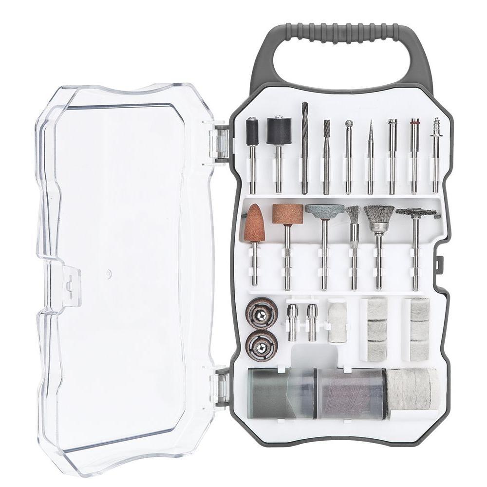 Rotary Tool Accessory Set (70-Piece)