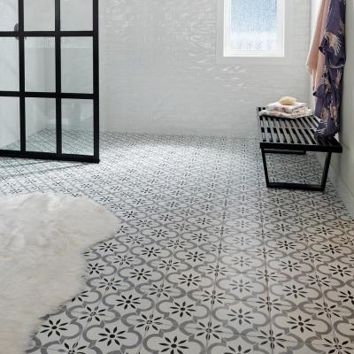 Azila 8 in. x 8 in. Matte Porcelain Floor and Wall Tile (5.16 sq. ft. / case)