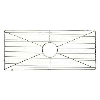 ABGR3618H 30.9 in. Grid for Kitchen Sinks AB3618HS-W in Brushed Stainless Steel