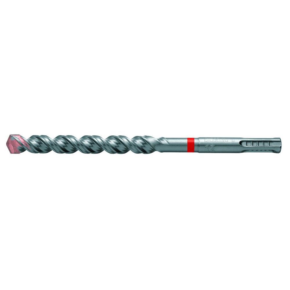 TE-C 3/8 in. x 6 in. SDS-Plus Style Hammer Drill Bit (8-Piece)