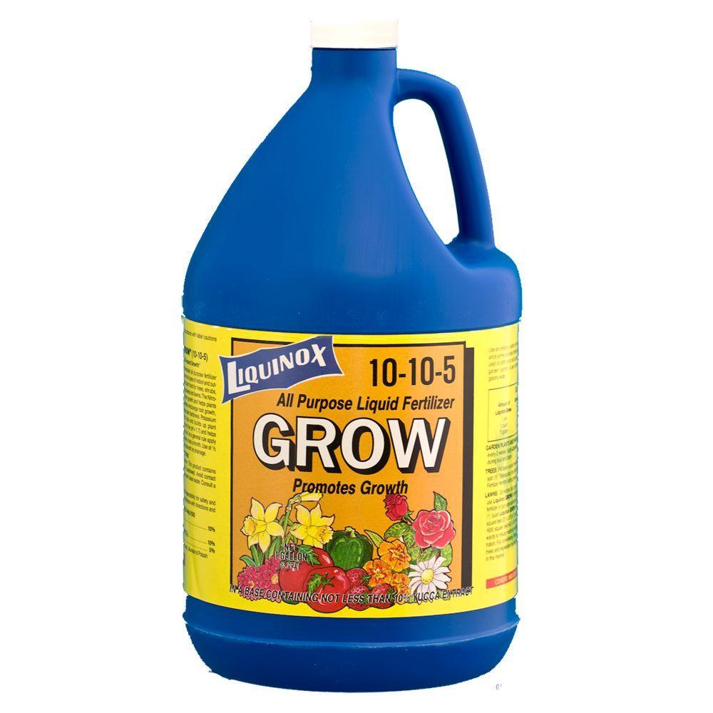 Liquinox 1 Gal. Grow All Purpose Fertilizer-100047050
