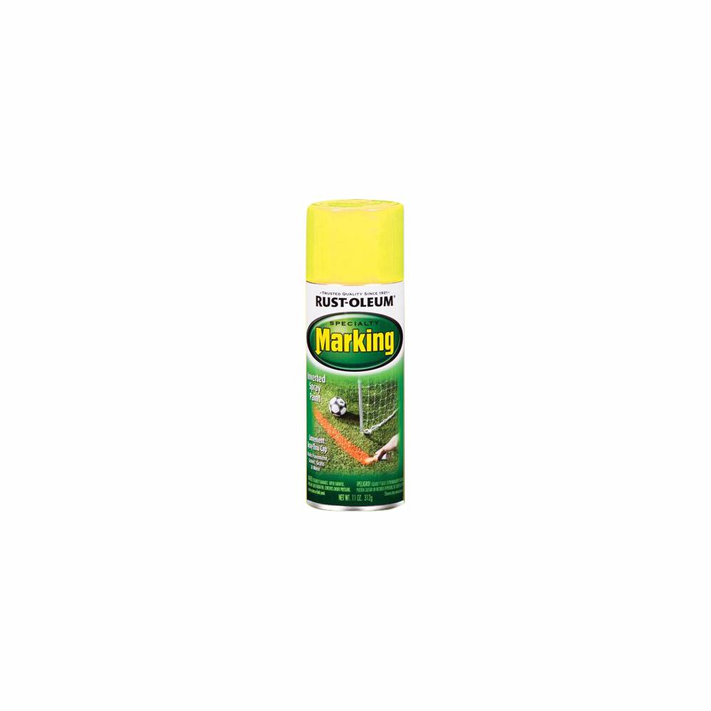 Rust-Oleum Specialty 11 oz. Bright Yellow Marking Spray Paint (6-Pack)
