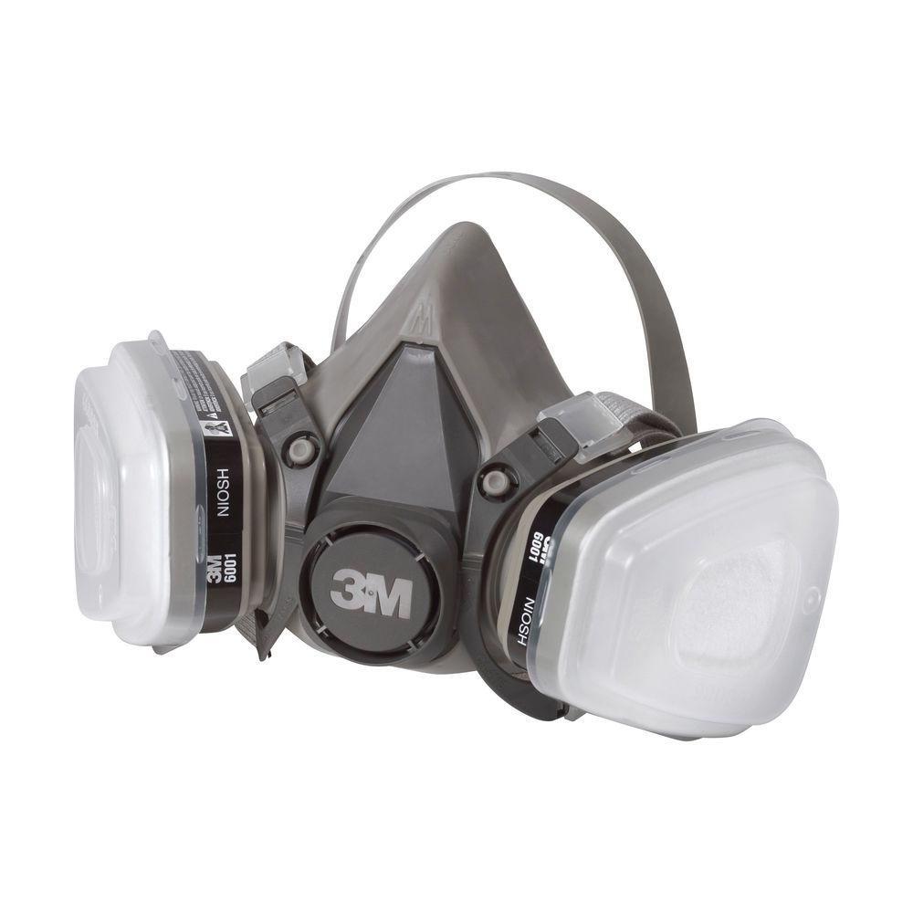 3M N95 Medium Paint Project Respirator Mask (Case of 4)