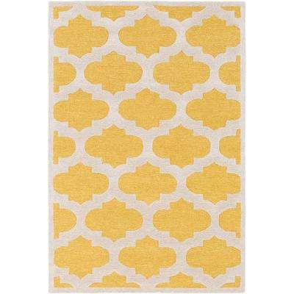 Arise Hadley Yellow 8 ft. x 10 ft. Indoor Area Rug