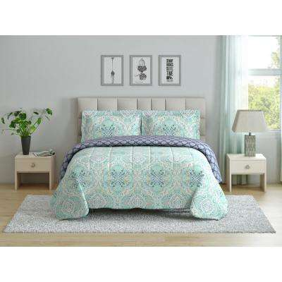 Hannah Ogee King Comforter Set