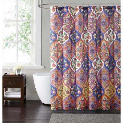 Paloma Ogee 72 in. Multiple Shower Curtain