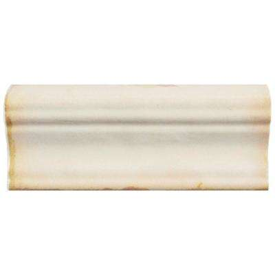 Archivo 2 in. x 4-3/4 in. Ceramic Moldura Wall Trim Tile