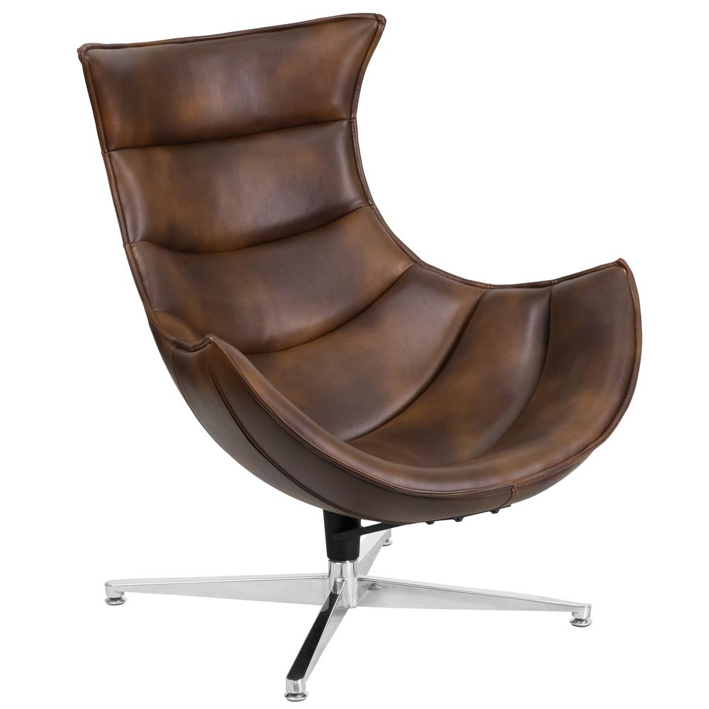 This Review Is From Er Jacket Brown Leather Swivel Co Chair