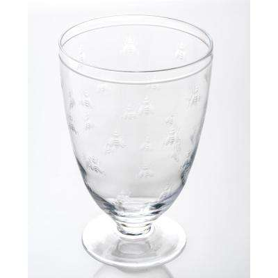 Napoleon Hurricane Clear Glass Candle Holder