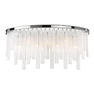 Candice Collection 7-Light Chrome Bath Light