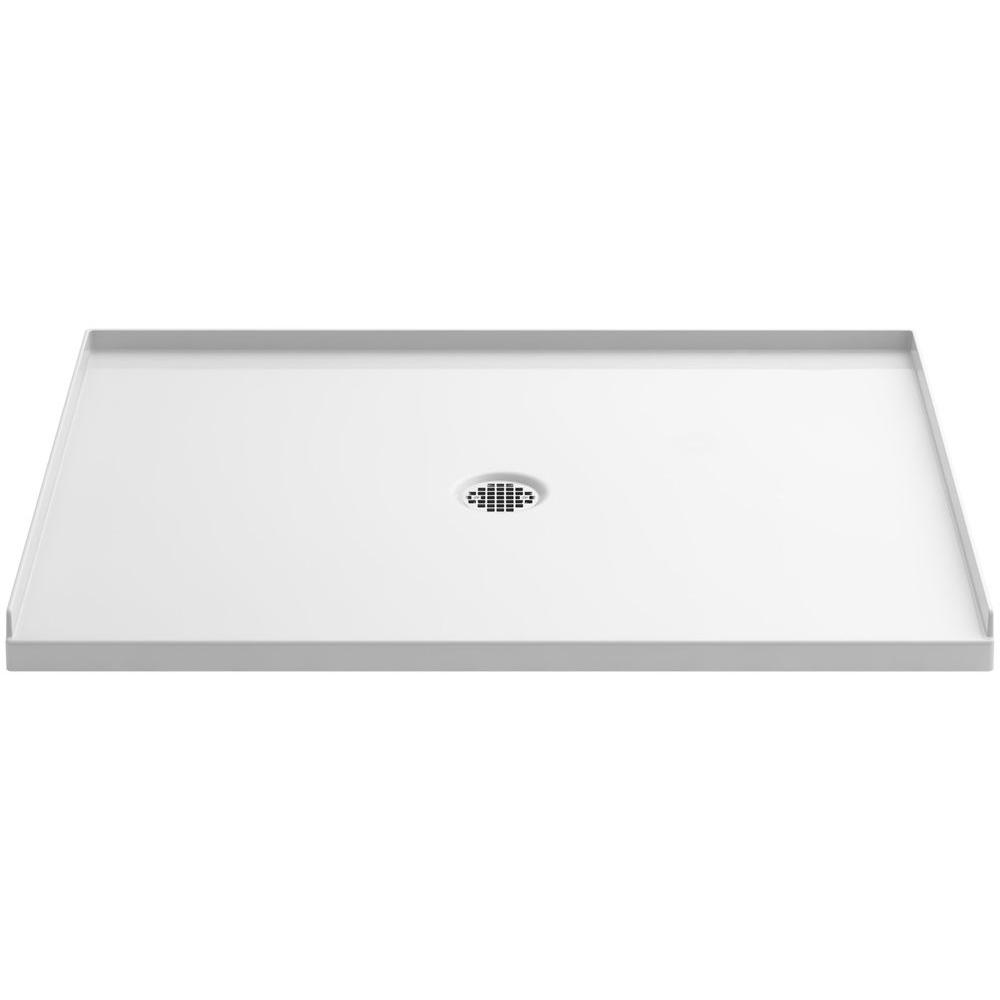 Ballast 48 in. x 36 in. Single Threshold Shower Base in