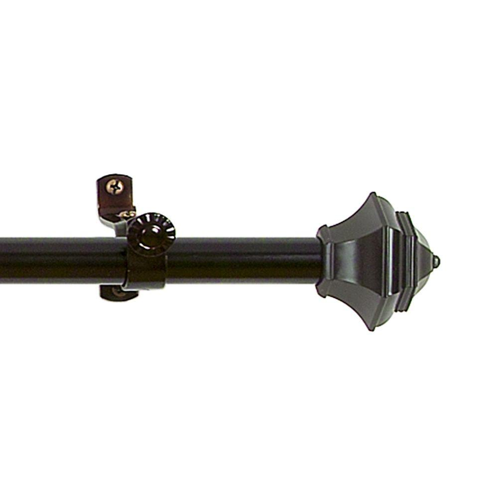 Jordan Telescoping Curtain Rod Kit