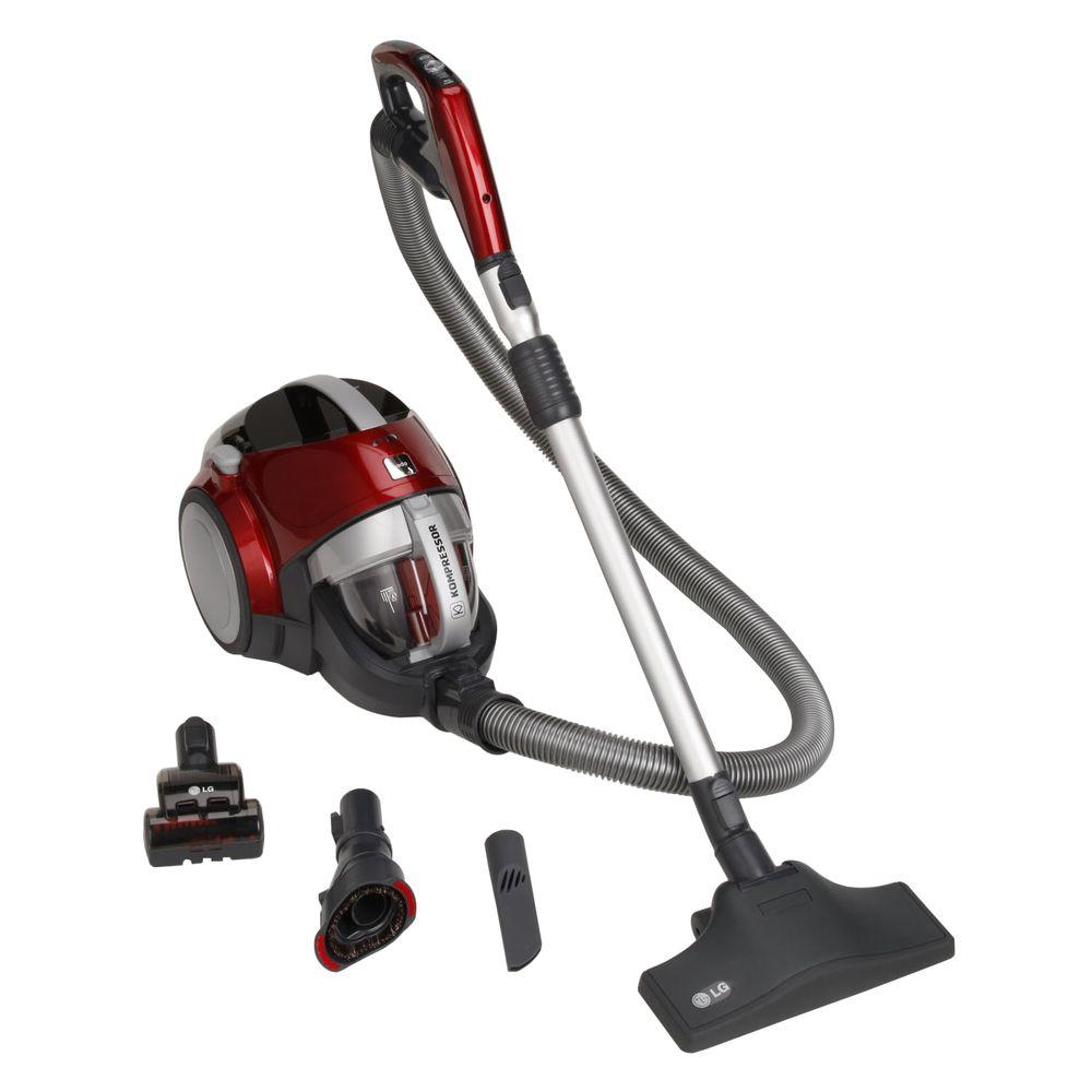 LG Electronics Lightweight PetCare Canister Vacuum Cleaner-DISCONTINUED