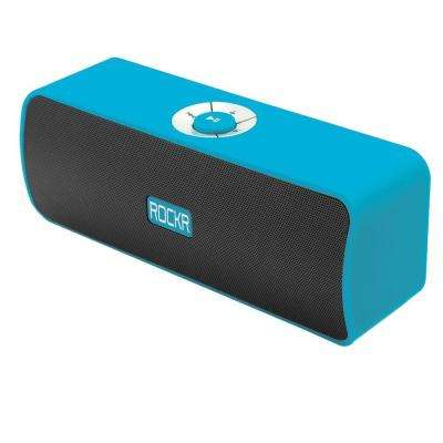 ROCKR Portable Bluetooth Speaker - Blue