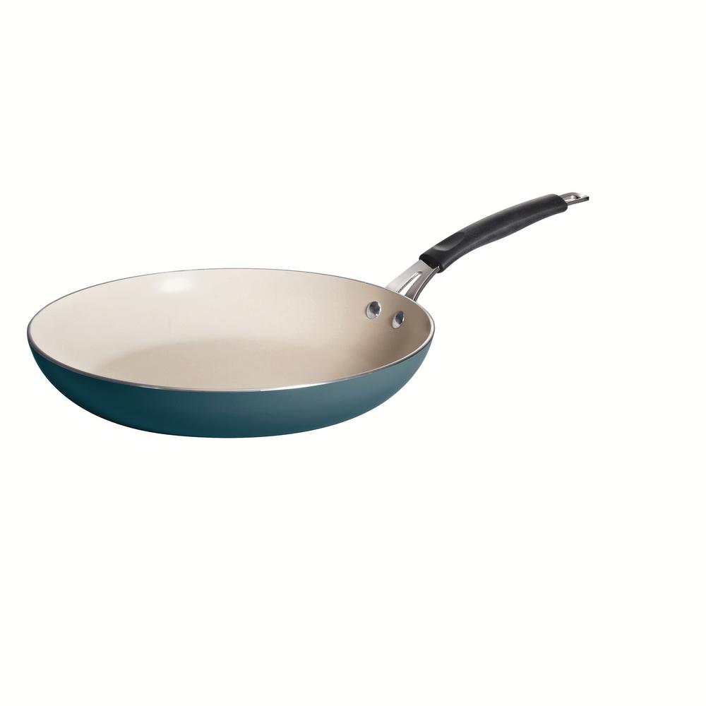 Style Simple Cooking Aluminum Fry Pan with Nonstick Coating