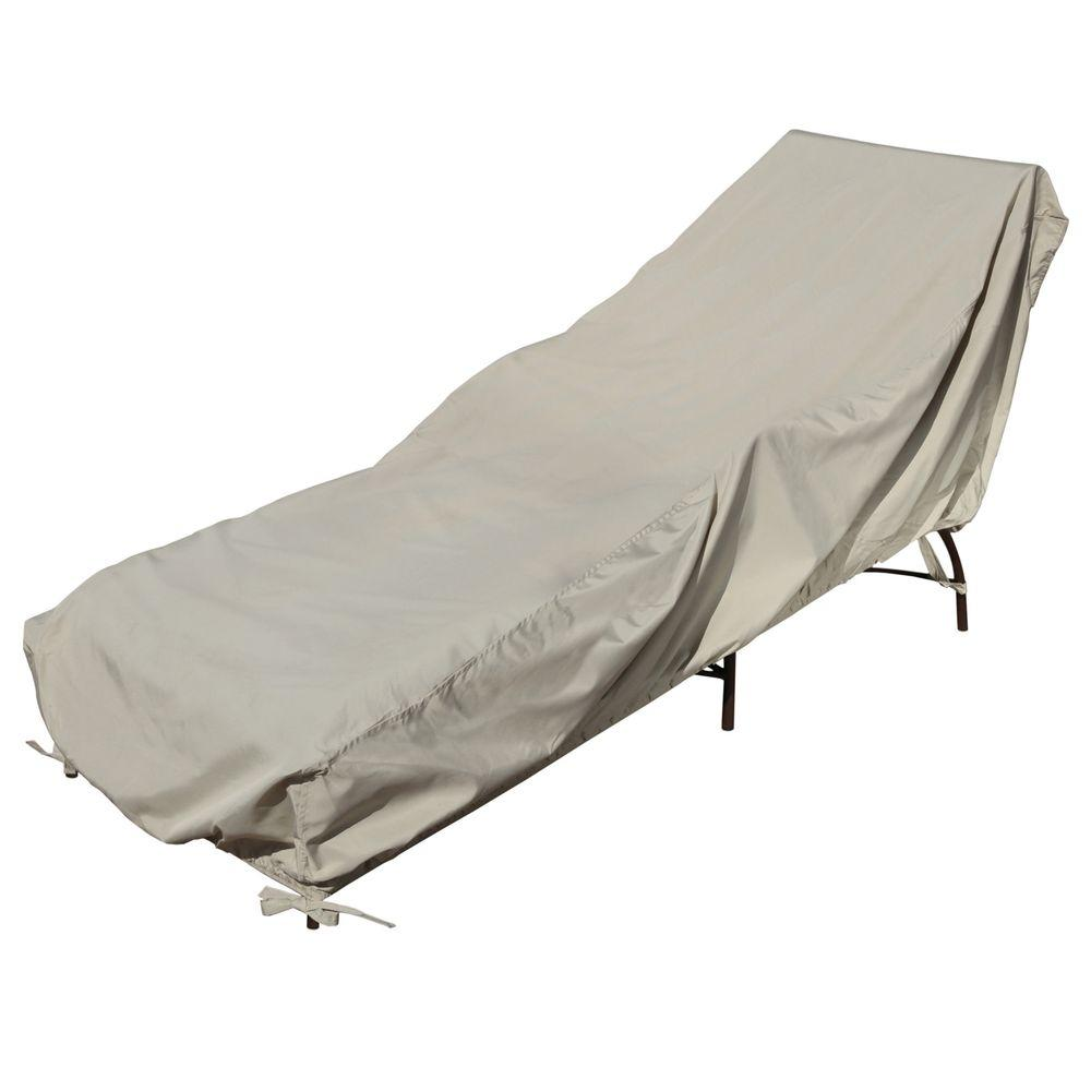 - Island Umbrella Patio Chaise Lounge Winter Cover NU564 - The Home Depot