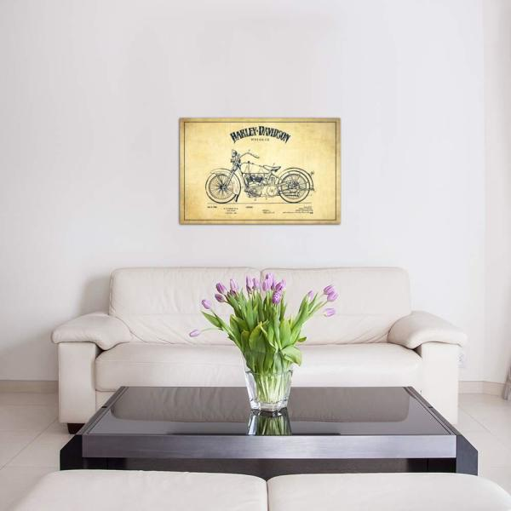 Harley Davidson Living Room Decor Ideas from images.homedepot-static.com