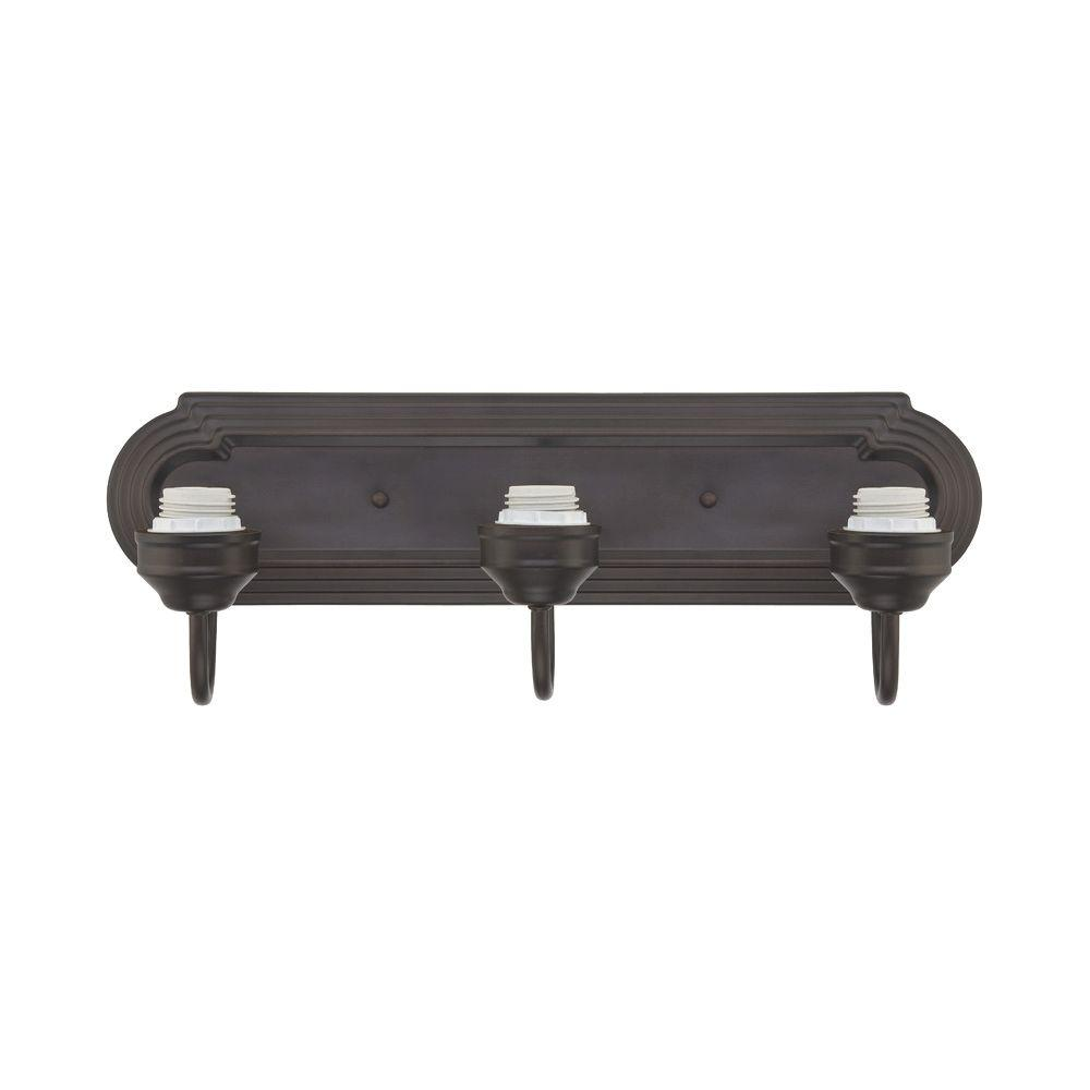 Westinghouse 3 light oil rubbed bronze wall fixture 6300600 the westinghouse 3 light oil rubbed bronze wall fixture 6300600 the home depot aloadofball Choice Image