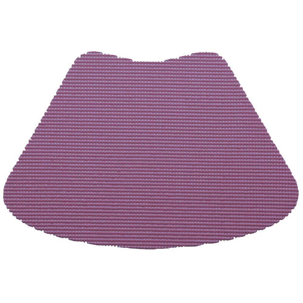 Kraftware Fishnet Wedge Placemat in Purple (Set of 12) by Kraftware