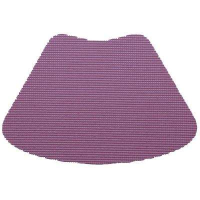 Fishnet Wedge Placemat in Purple (Set of 12)