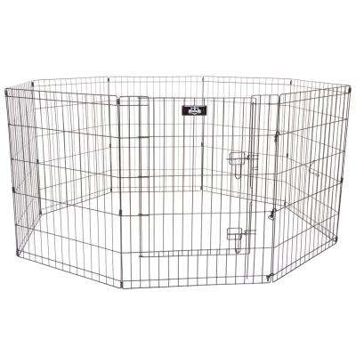 Dog cages dog carriers houses kennels the home depot for Dog kennel cages home depot