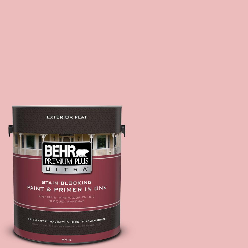 1-gal. #150C-3 Arizona Sunrise Flat Exterior Paint