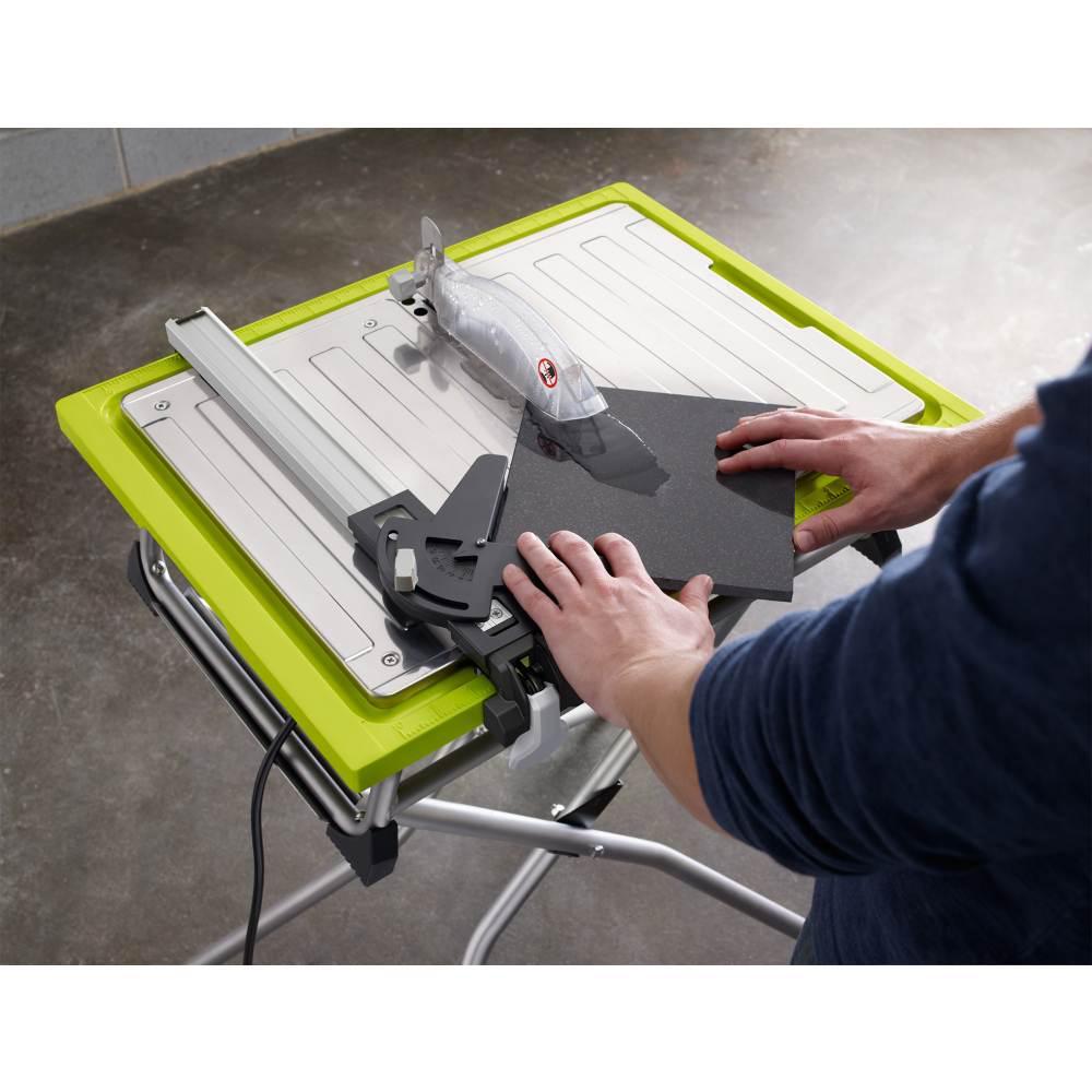 0.75 HP 7 in. 4.8 Amp Tabletop Tile Saw