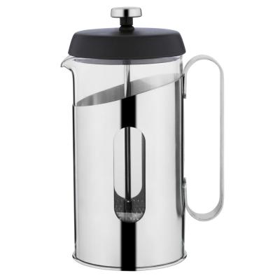 Essentials 2.5 cup Stainless Steel Coffee and Tea French Press