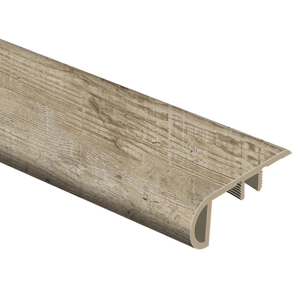 Zamma Amherst Oak 1 In Thick X 2 1 2 In Wide X 94 In