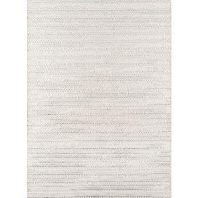Andes Ivory 7 ft. 9 in. X 9 ft. 9 in. Indoor Area Rug