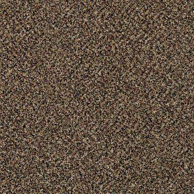 Carpet Sample - Wholehearted II - Color Harvest Sun Twist 8 in. x 8 in.