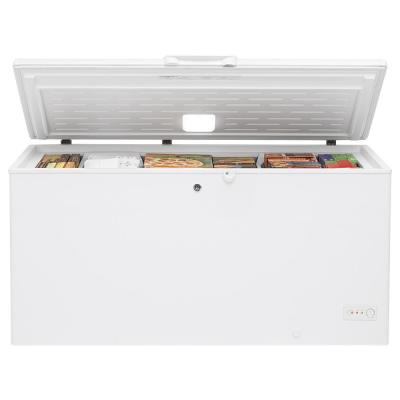 Garage Ready 15.7 cu. ft. Chest Freezer in White, ENERGY STAR