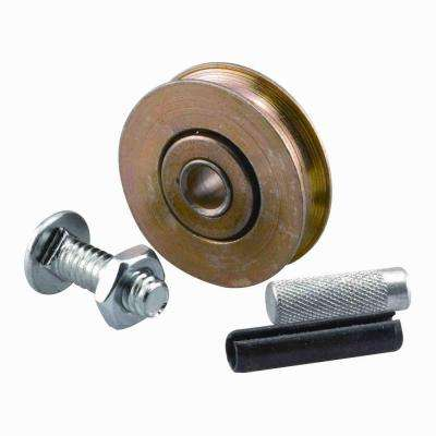 1-1/4 in. Steel Patio Door Rollers (2-Pack)