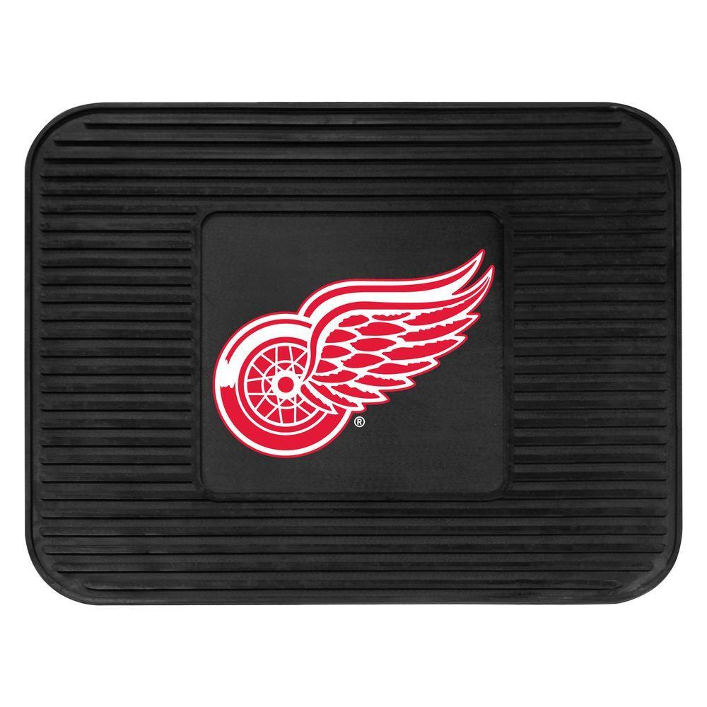 Detroit Red Wings 14 in. x 17 in. Utility Mat