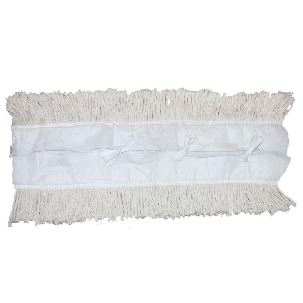 Ti-Dee American 40 ft. Roll Dust Mop Material with 5 in. W Boxed with Knife