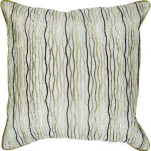 Artistic Weavers Wavy 22 inch x 22 inch Decorative Pillow by Artistic Weavers